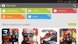 Devolver una aplicación de pago en Google Play