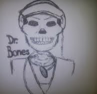 Dr.Bones' music show