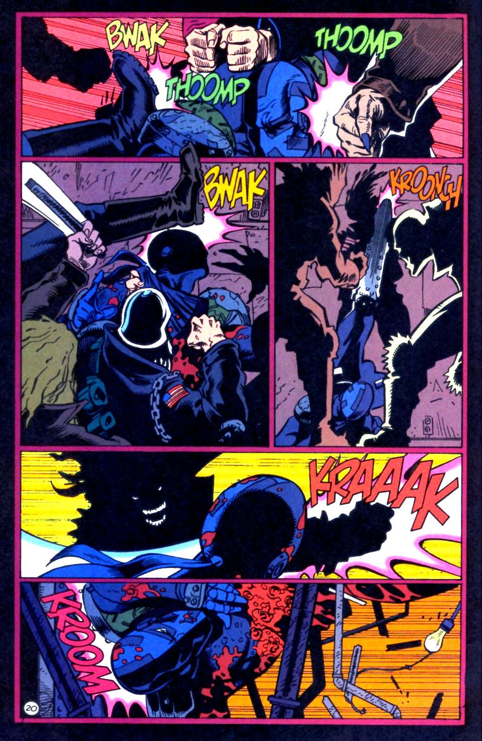 Deathstroke (1991) Issue #59 #64 - English 21