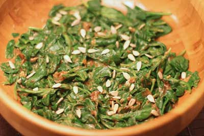 Asian Spinach