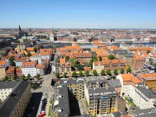 Kopenhago estas!