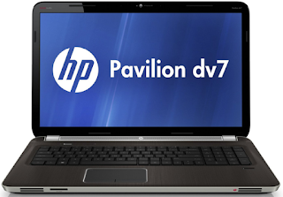 HP Pavilion DV7 for windows xp, 7, 8, 8.1 32/64Bit Drivers Download