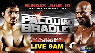 Pacquiao Bradley replay