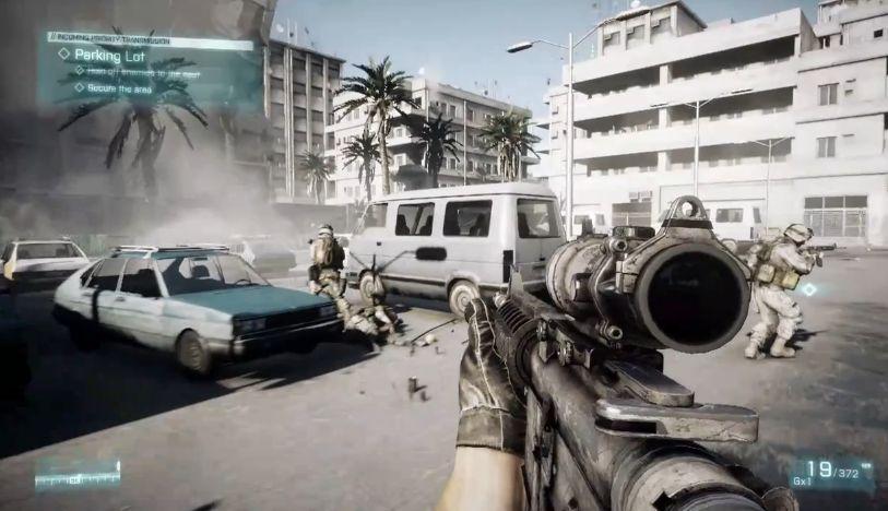 Download Battlefield 3 Crack .exe. Play SinglePlayer