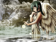 Beautiful Angel Anime High Quality DesktopWallpapers