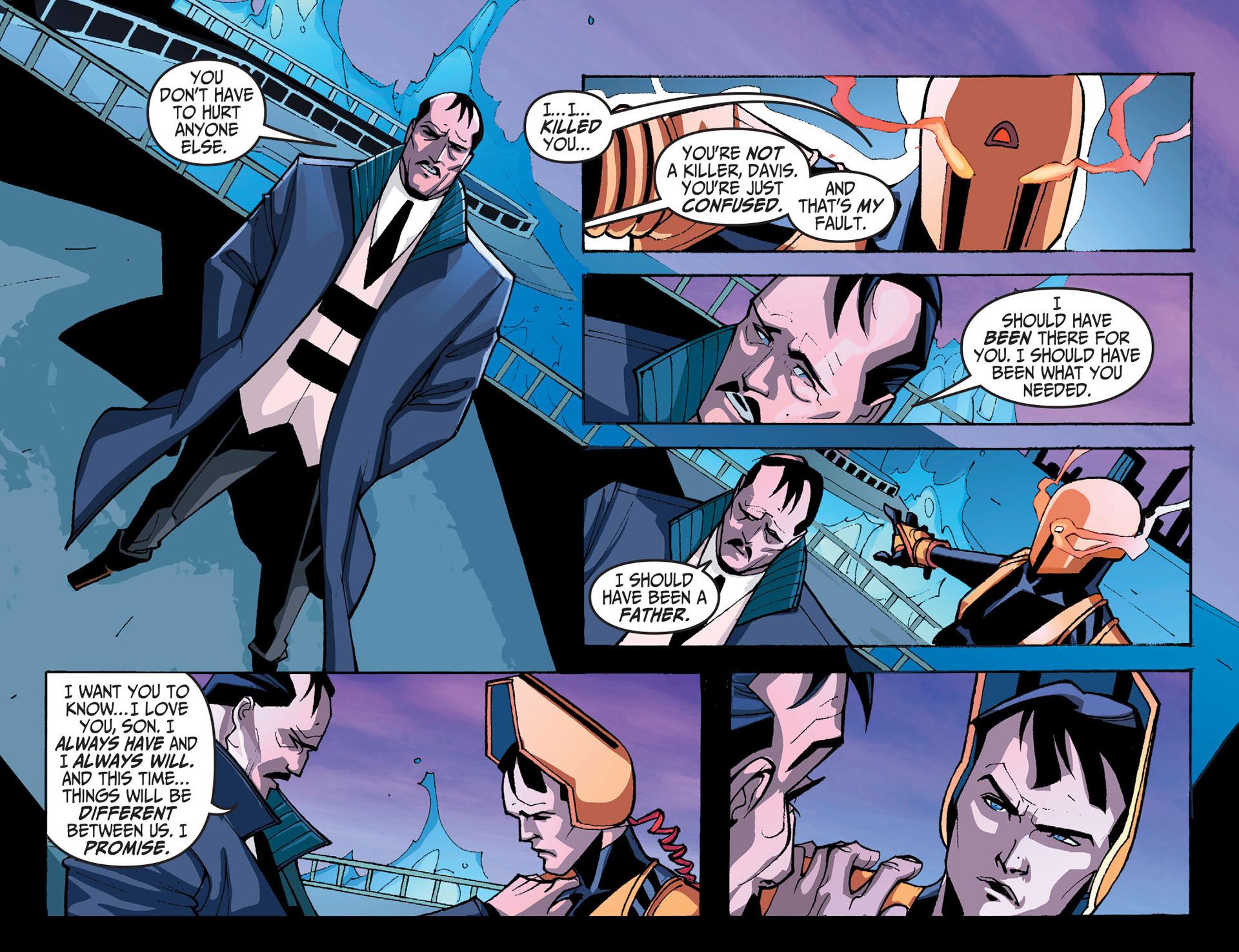 Batman Beyond 2.0 #8 #33 - English 13