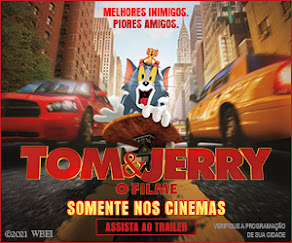 TOM & JERRY O FILME