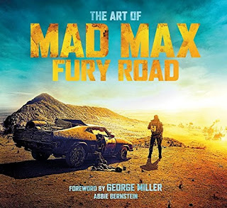Art of Mad Max Titan Books