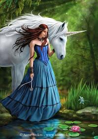 La mágia de los Unicornios
