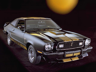 1975 Ford Mustang Cobra