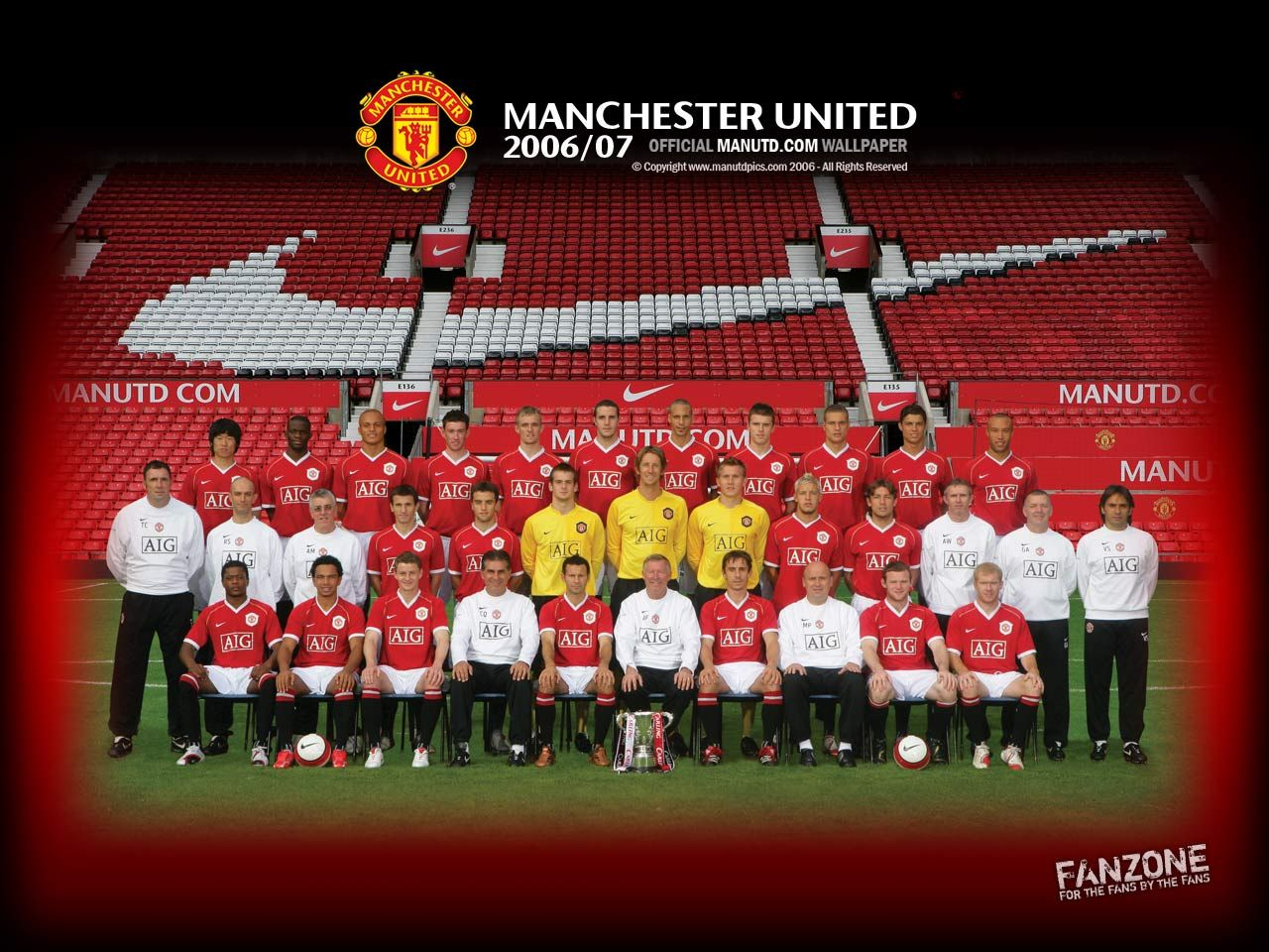 Wallpaper Free Picture: Manchester United Wallpaper #Part1