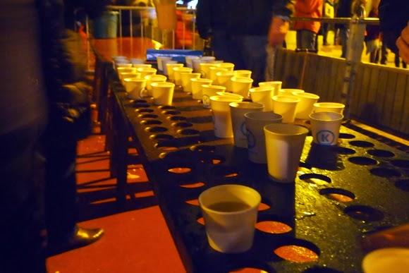 pumpkin soup stall