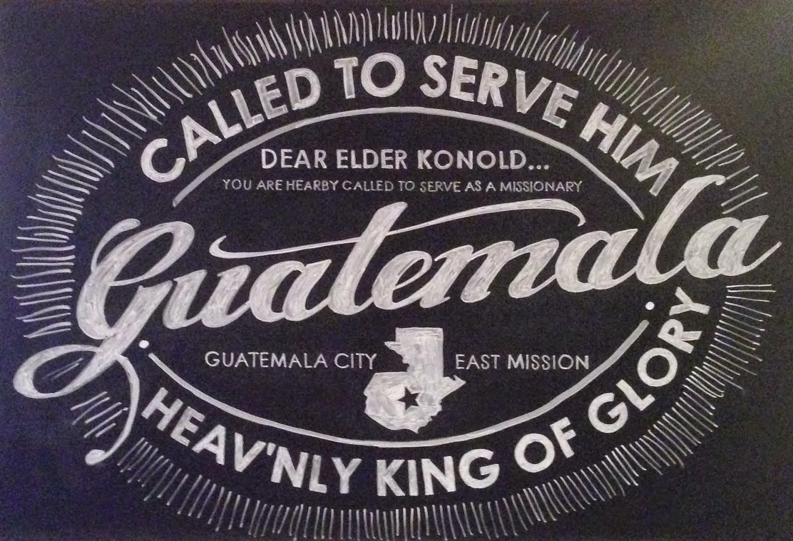 Guatemala City East Mission