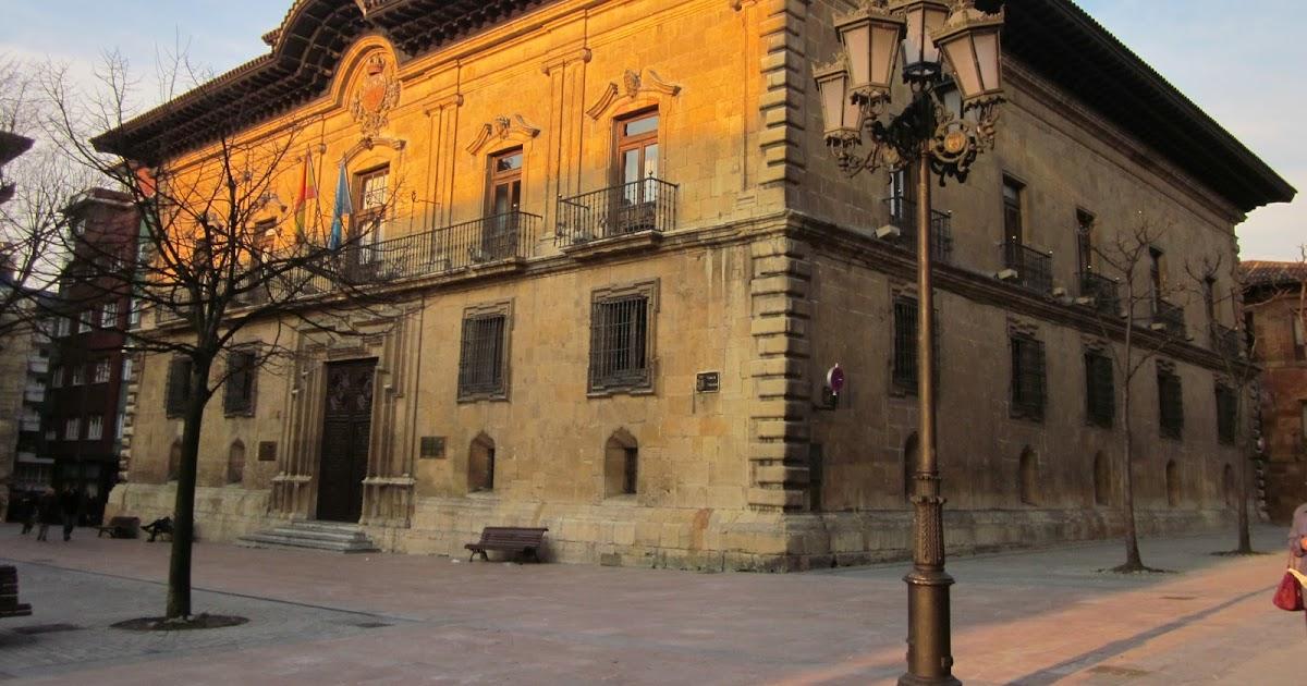 Patrimonio arquitect nico de asturias palacio de los marqueses de camposagrado en oviedo - Arquitectos en oviedo ...