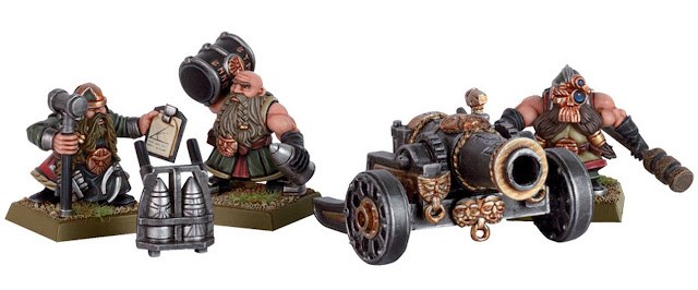 Dwarf Cannon is best artillery in WFB picture
