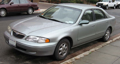 PDF-Mazda 626, 2002 manual