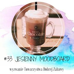 Wyzwanie #33 Jesienny Moodboard