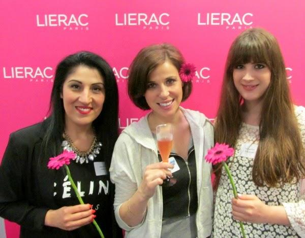 Madame Keke, Lierac, Andysparkles Beautypress Blogger Event Mai 2014