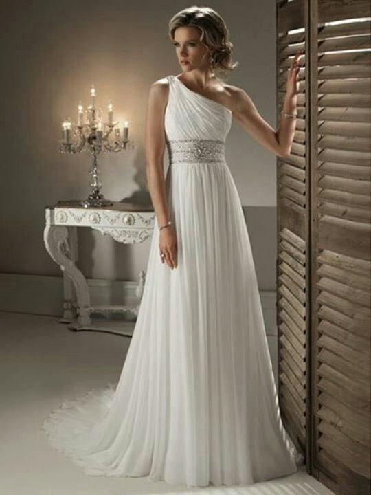 Precious Greek Goddess Wedding Gowns | Women\'s clothing fashion