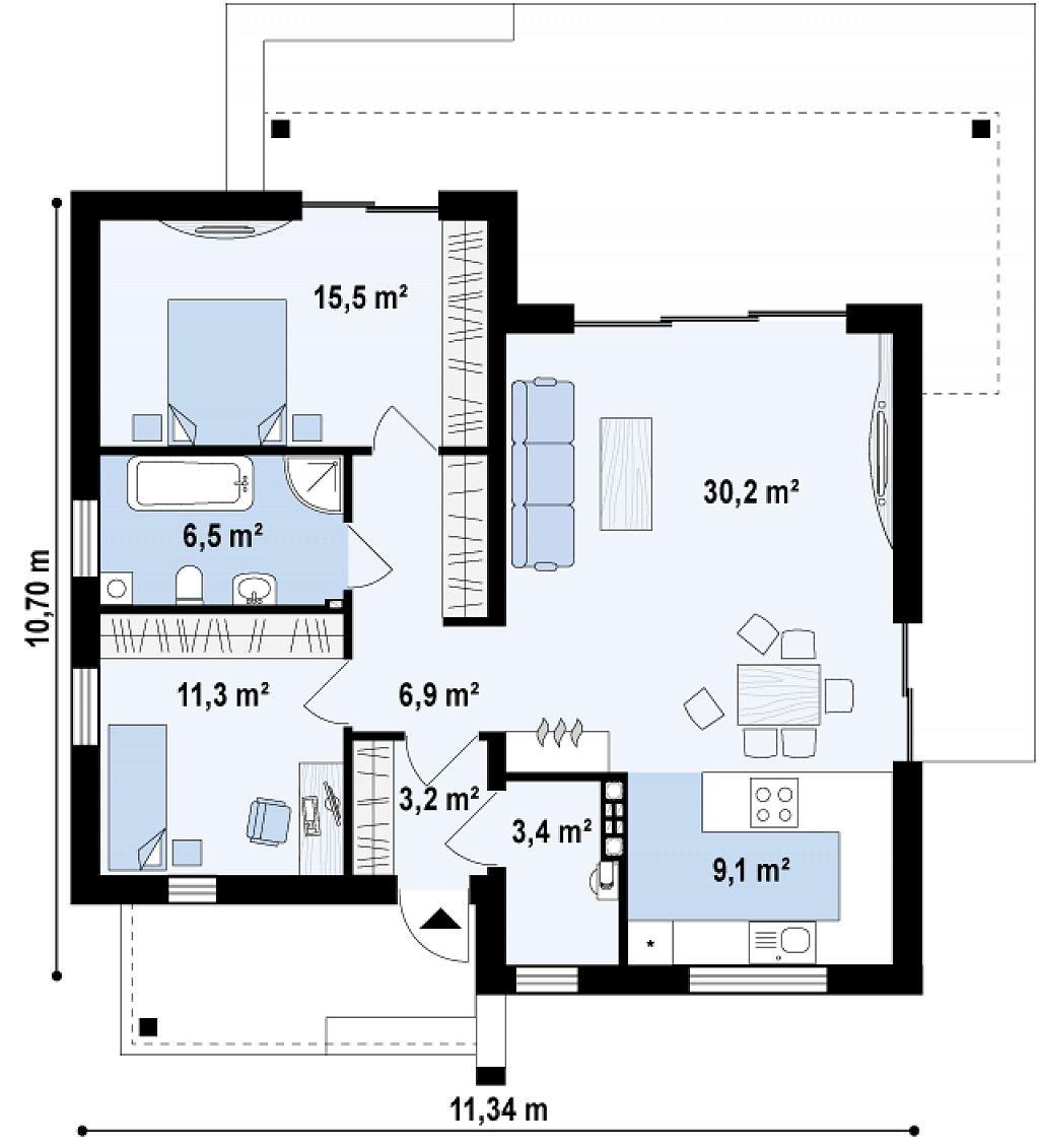 Para compra do projeto arquitetonico completo : #4A6581 1024 1131
