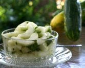 Julia Child's Cucumber Salad
