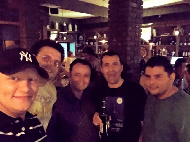 party inainte de SM4S Craiova