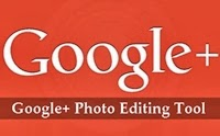 Google+ Photo Editing Tool