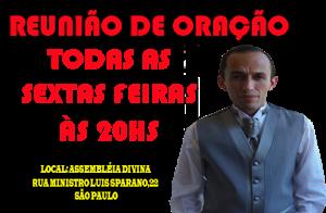 SEXTA - FEIRA - ORAÇÃO