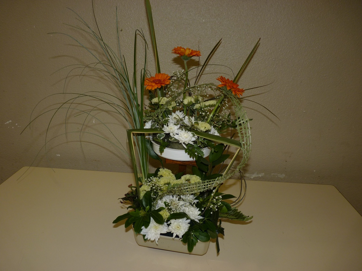 Art floral breal bouquet tages for Art floral breal