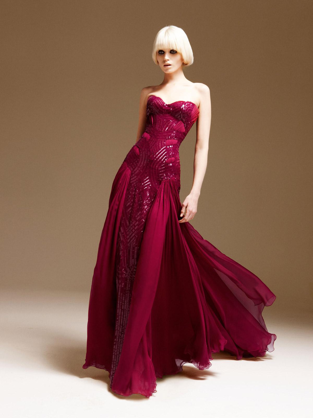 Maksim blog: Versace dresses gowns