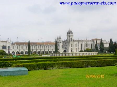 Viajar con bebe a...Portugal