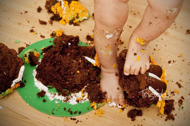 sesion fotos tarta, fotos bebes alicante