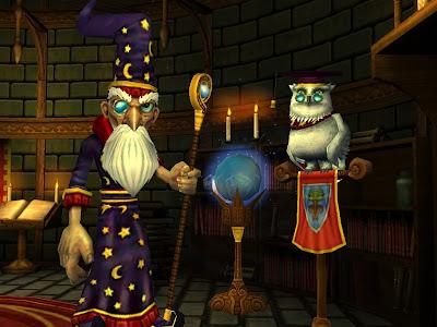 Wizard 101