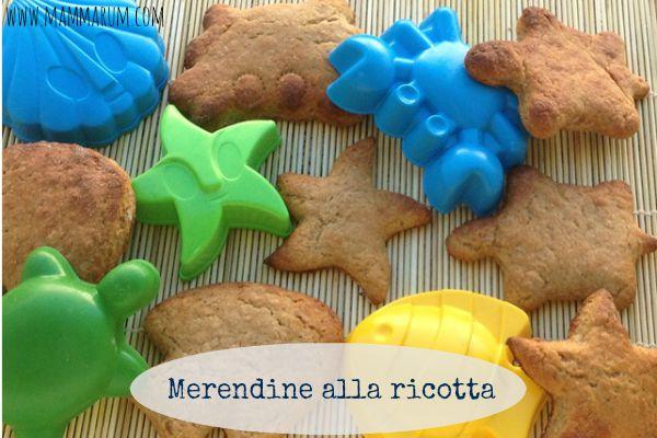 Mammarum merendine alla ricotta per la fine dell estate for Cucinare con 2 euro al giorno pdf
