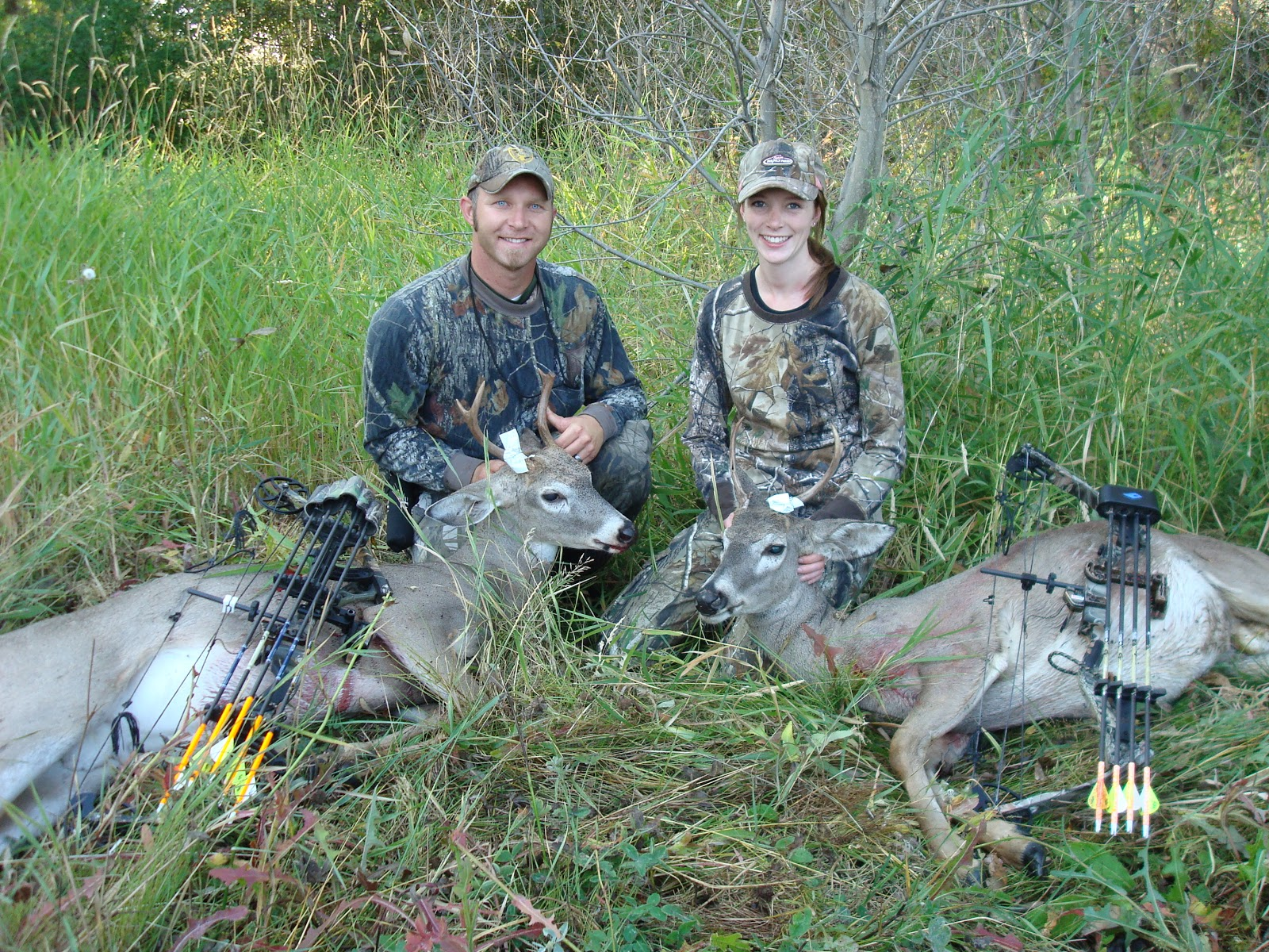 Archery Whitetails in Idaho
