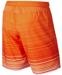 15 16 Holanda Soccer Shorts Orange Holland