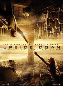 upside down 2012 film movie poster