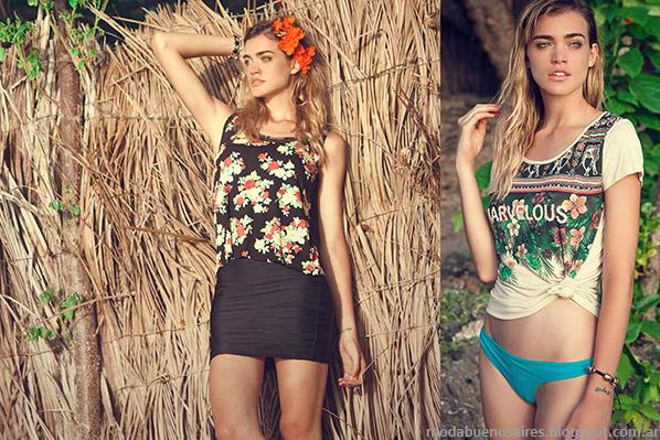 Moda verano 2015 Sweet.