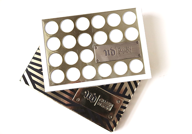 Urban Decay Gwen Stefani Blush Palette Review and Swatches