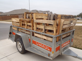 free pallets from craigslist