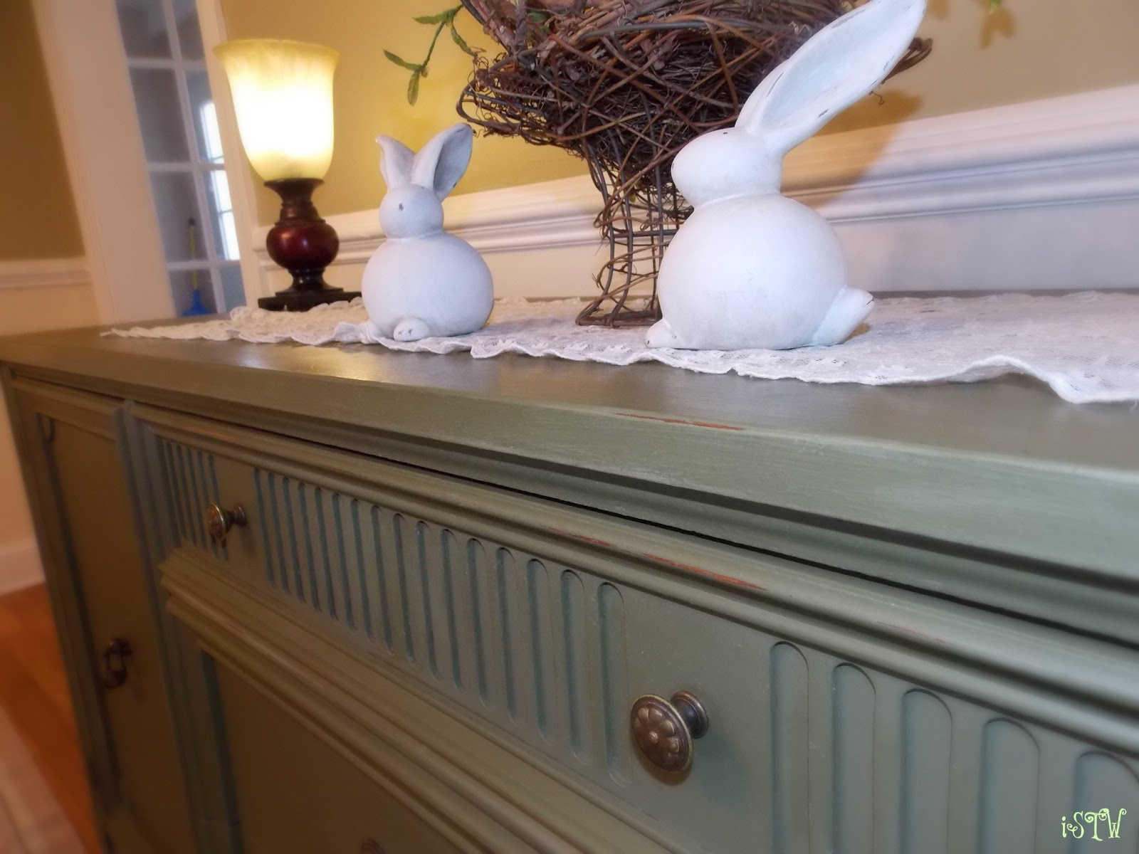 La Credenza Olives : Isavor the weekend credenza and dining room reveal