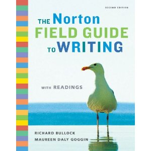 the norton field guide to writing ebook The norton field guide to writing with readings: with 2009 mla updates richard bullock, maureen daly goggin no preview available - 2009.
