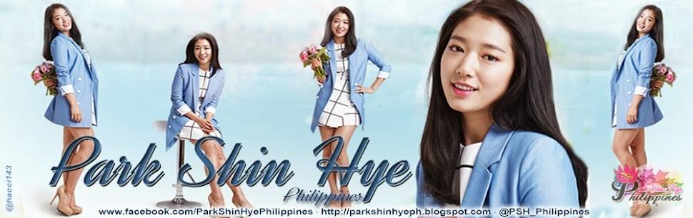 Park Shin Hye Philippines