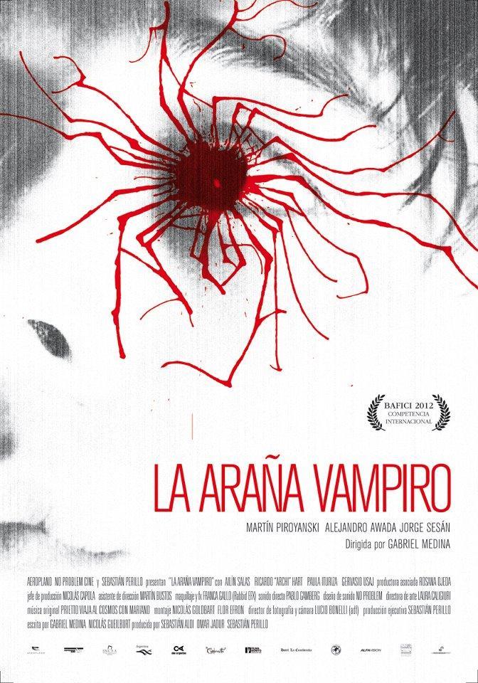 Ver La Araña Vampiro Online