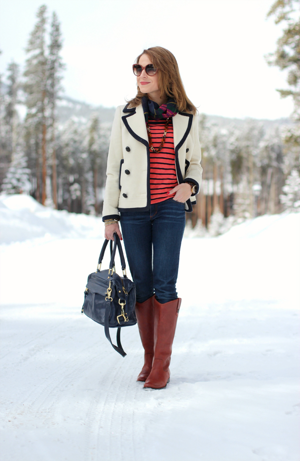 j.crew 2013 outfits