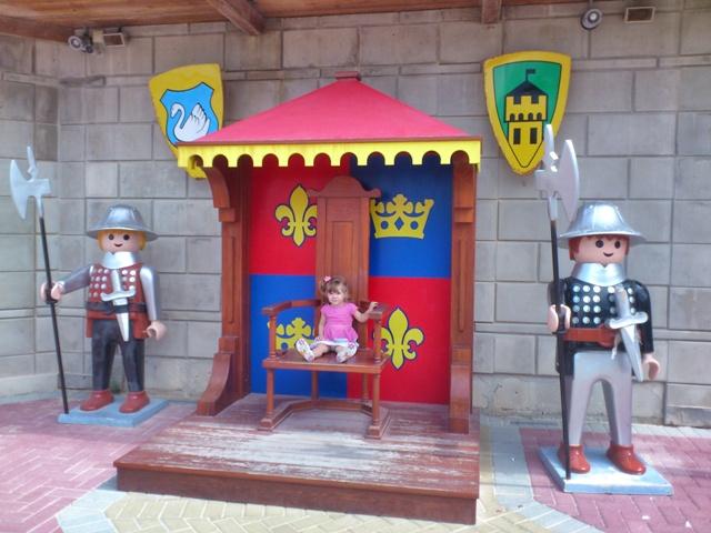 Playmobil Fun Park de Malta, diversión en la fabrica