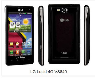 LG Lucid 2 (pictures)