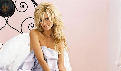 Heidi Klum Celebrities Wallpapers