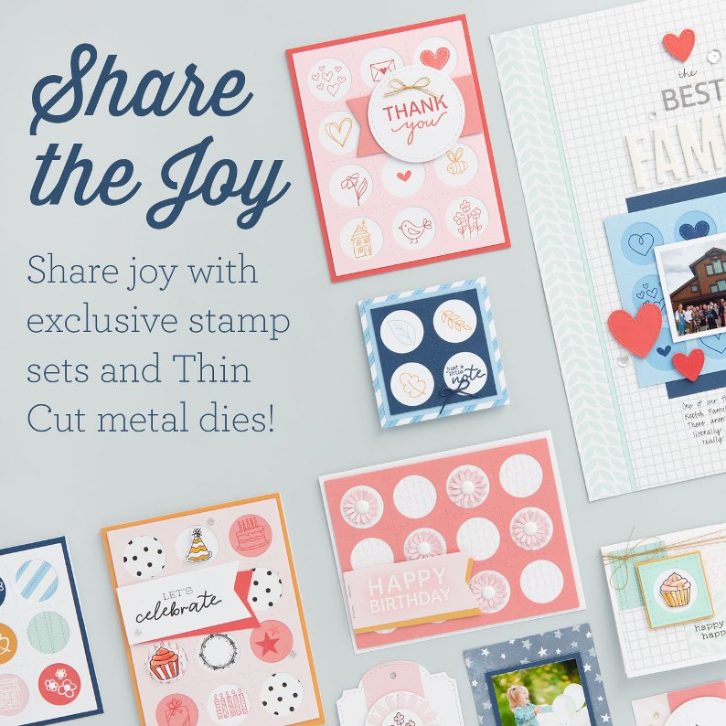 CTMH Share The Joy Special