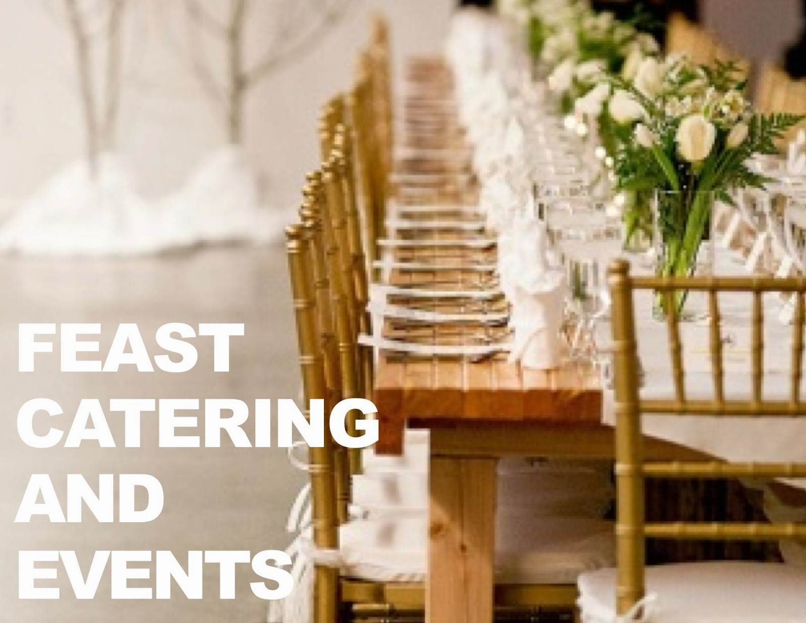 Feast Catering Co., in Spokane WA
